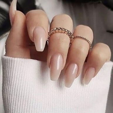 Nude Nail Paint