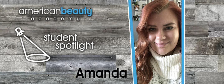 Student Spotlight - Beauty School